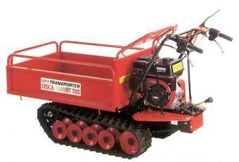 Minitrasporter IBEA IBT 500 RH Ribaltamento Idraulico - Del Brocco Srl