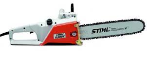 Motosega Elettrica Professionale STIHL MSE 220 CQ - www.delbroccosrl.it